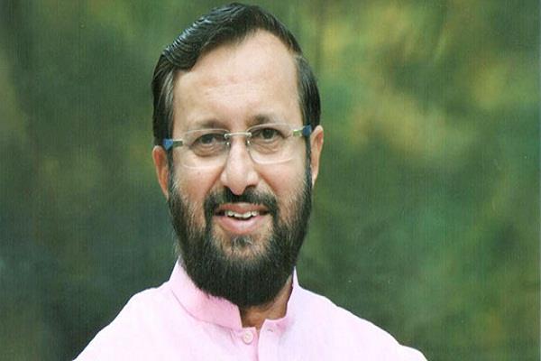 big political explosion in karnataka prakash javadekar