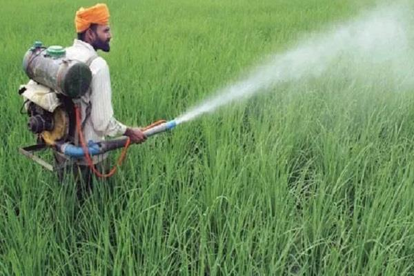 hazard of environment from pesticides and chemical fertilizers