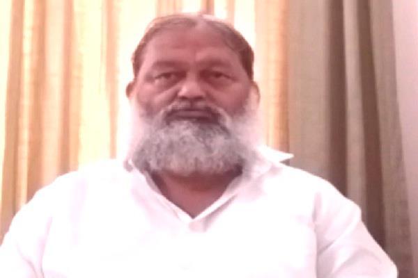 anil vij tweeted against navjot singh sidhu