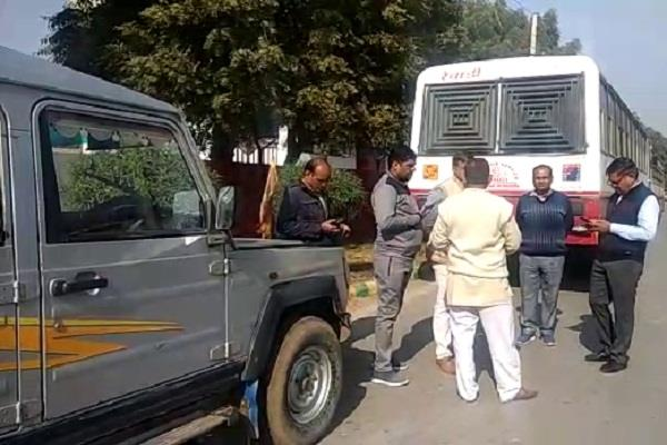 cm flying caught 9 illegal buses
