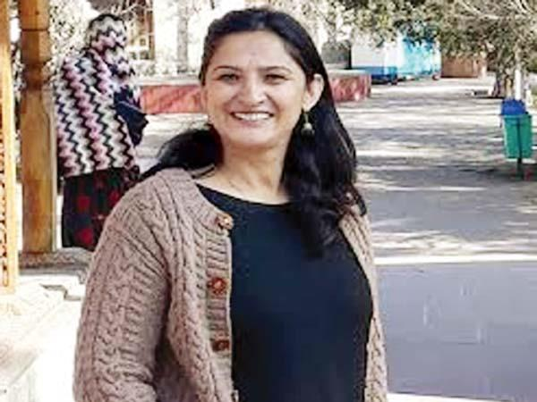 meera sharma left the congress and join the bjp