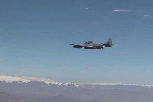 19 terrorists pile in air attacks in afghanistan