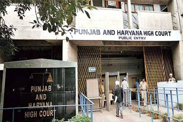 punjab haryana high court appoints 9 permanent 1 additional judge