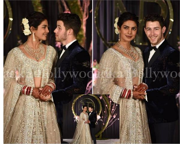 priyanka nick first reception photos here