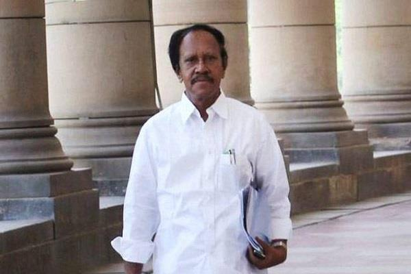 lok sabha deputy speaker thambidurai heart attack hospital recruitment