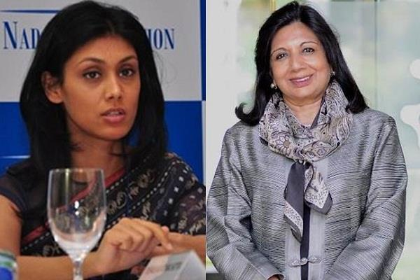 four indians in forbes  100 powerful women