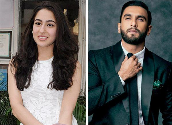 sara ali khan want to be as like ranveer singh