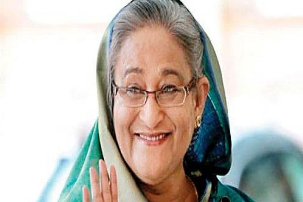 bangladesh s prime minister sheikh hasina wins the glorious victory