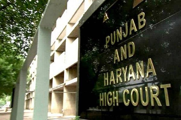 punjab and haryana high court judge