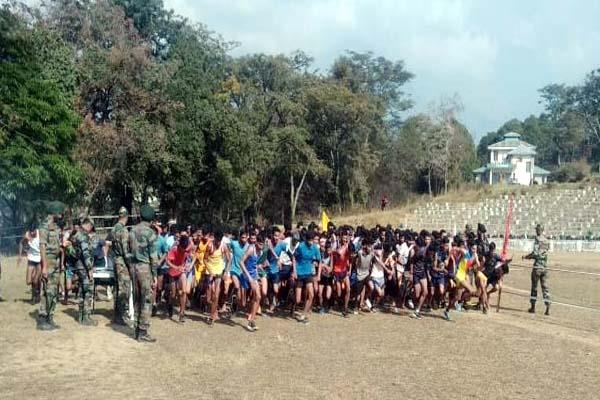 territorial army recruitment  9 thousand youth arrived in 3 days for 88 posts