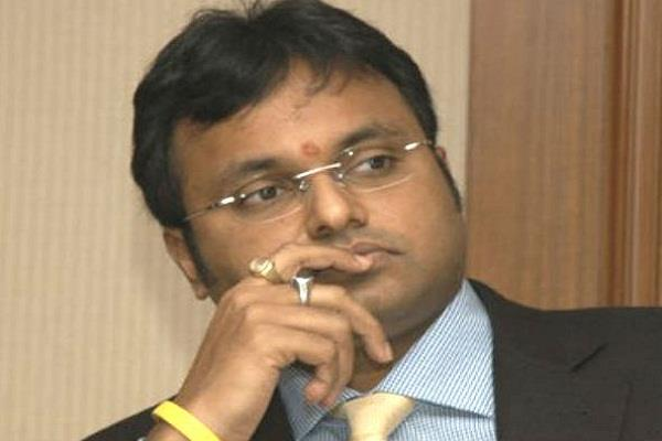 inx media case ed questioned for 11 hours with karti