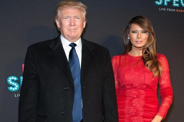 melania did not want to see donald trump becoming president