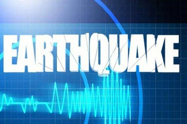 an earthquake shock in nicaragua