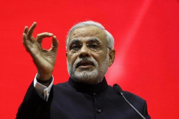 india is doing well in home therefore world is accepting pm modi