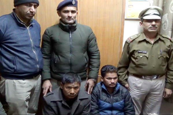 smugglers opened secret  get hashish from nepal border to supply here