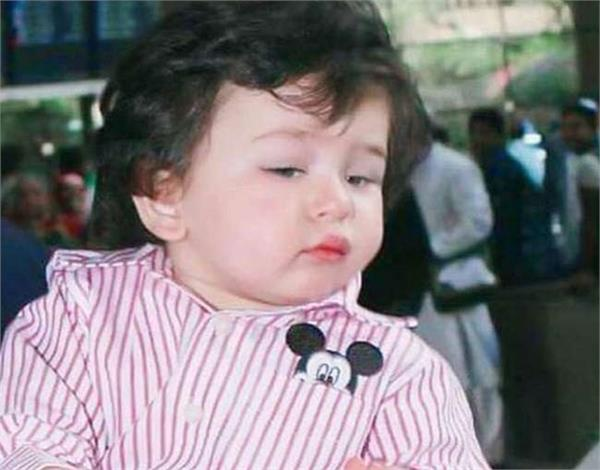 saif ali khan campairs taimur with drunken boy