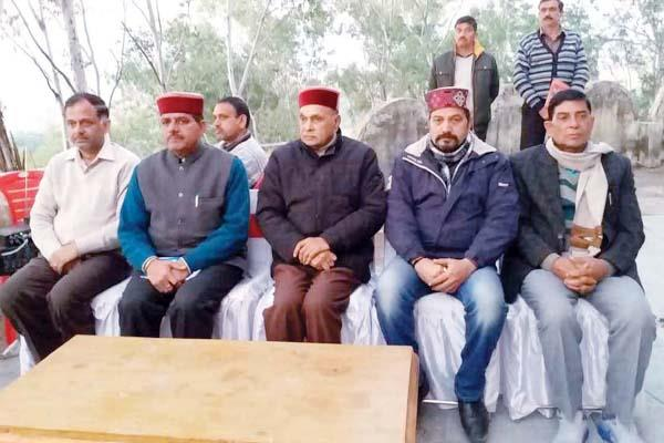 dhumal take class of booth presidents  cause of defeat came out