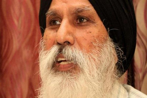 chadha resigns as chief khalsa diwan chief