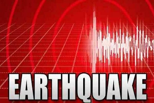 earthquake shocks felt in japan