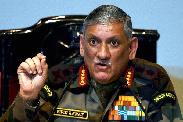 why do you preach on every subject general rawat