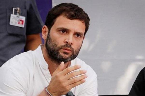 rahul gandhi to visit his lok sabha constituency next week