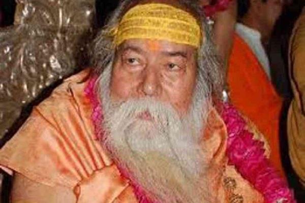swami swarupanandas health worsens icu recruitment in