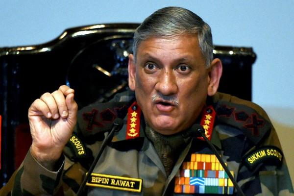 bipin rawat is passionate about seeing the children of martyrs