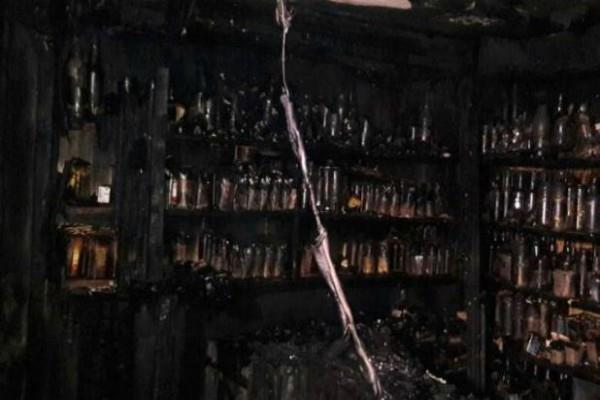 bengaluru  5 dead after fire breaks out at a restaurant