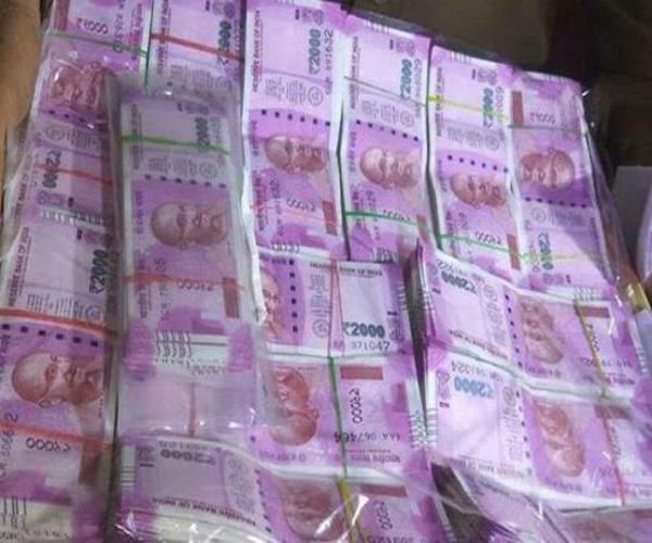 3 15 crore removed from the national highway authority  s account