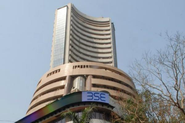 sensex at 35366 points and nifty opens for the first time in 10870