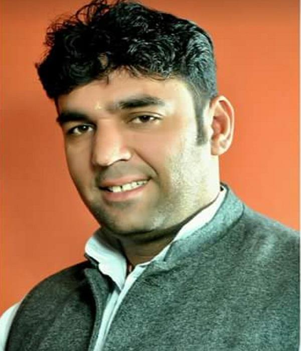 case against bjp leader roxy uppal