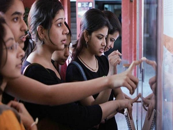j e results of electoral posts declared
