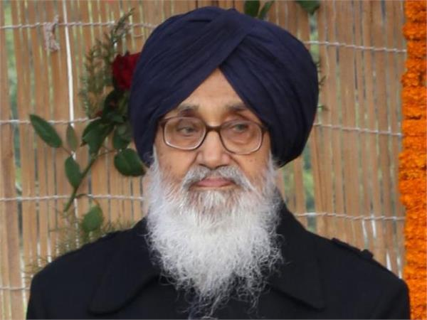 captain  s screw on former chief minister badal  s greenery policy