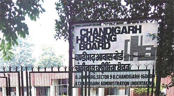 chandigarh housing board big negligence  family on the road