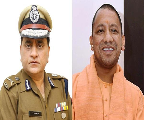 up new dgp will be op singh