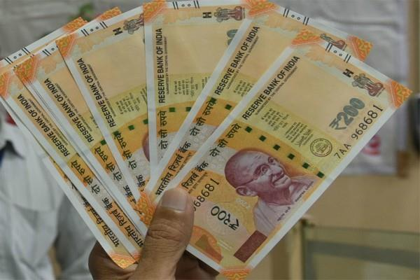 200 rupees note will be available at atm soon