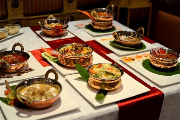 kashmiri food fest