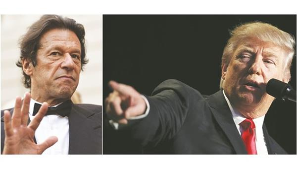 imran khan would talk with trump  but   dread it