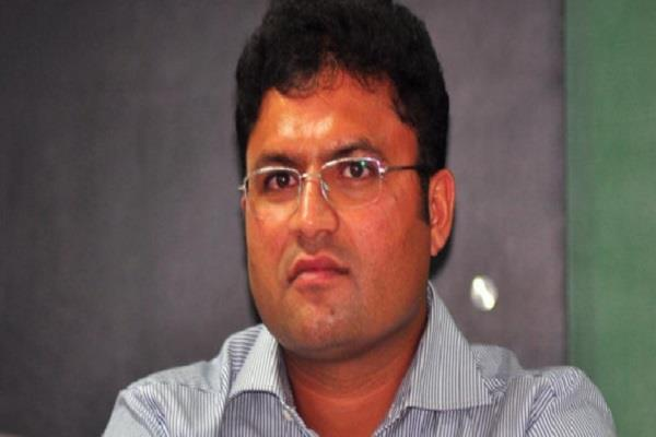 will expose corruption in mining soon  dr  ashok tanwar