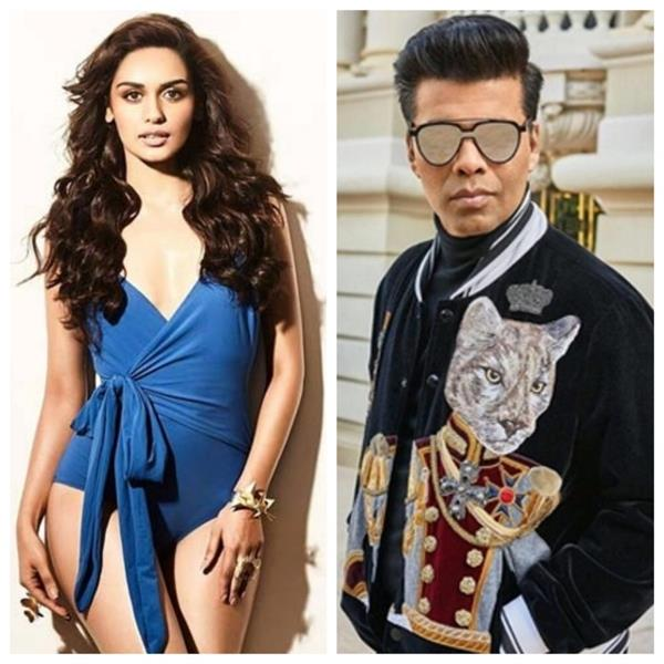 manushi chillar did not get student of the year 2