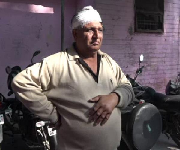 police raid raid on police attacked several policemen