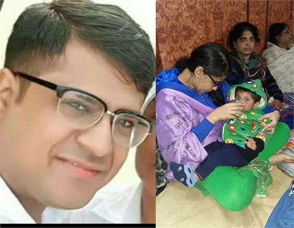 24 year old hosiery businessman suicide