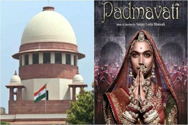 rajasthan and mp government flogged by supreme court on padmavat