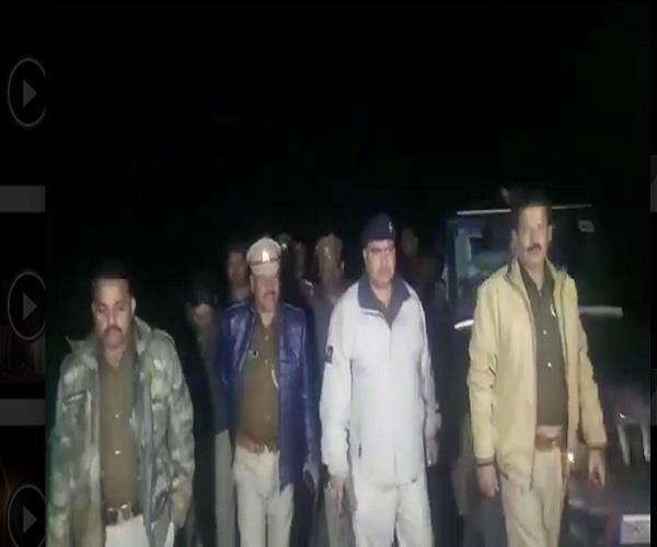 encounter  the miscreants involved in the murder of samir