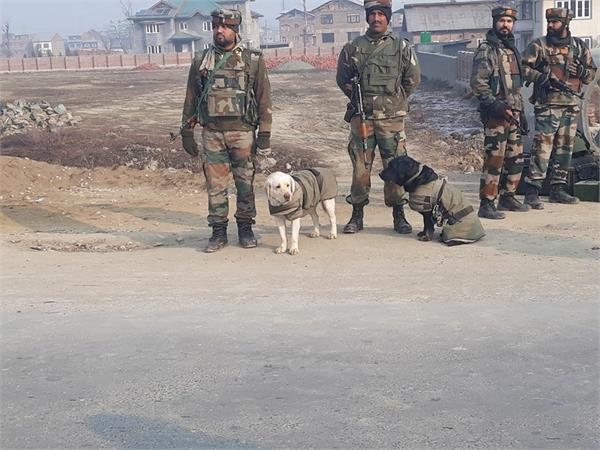 ied spotted in srinagar