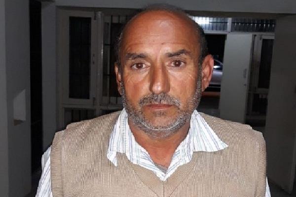 puran singh arrested