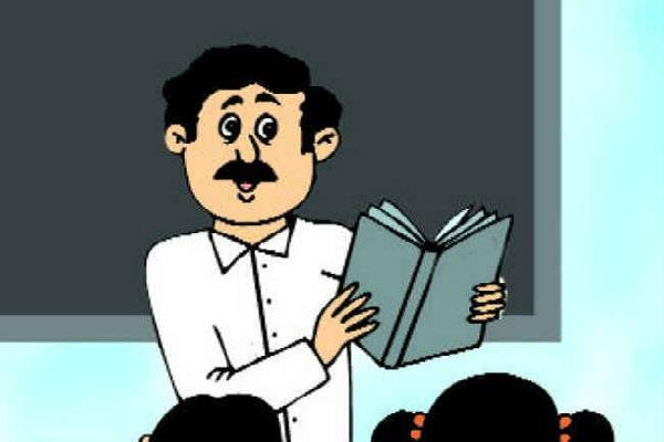 the big disclosure of the rti  the 10th fail teachers in the government schools