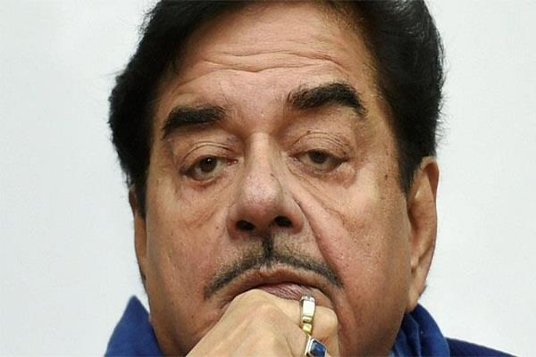 statement of shatrughan sinha