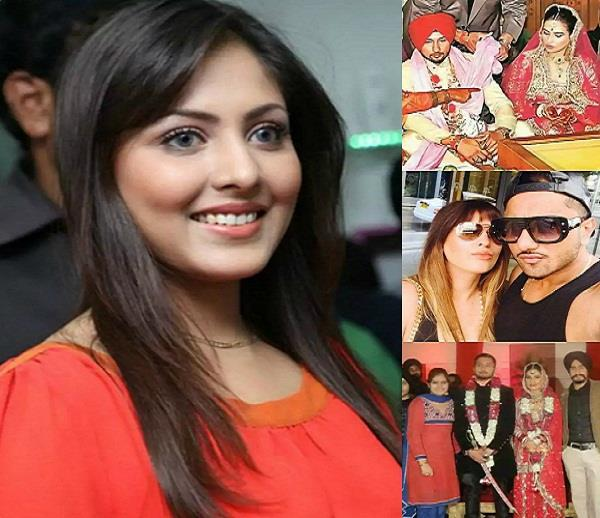 honey singh beautiful wife pictures