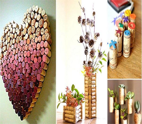 Wine Corks से बनाएं क्रिएटिव चीजें और घर को करें डैकोरेट